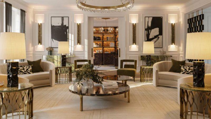 classic and contemporary Classic And Contemporary Design At This Eternel Parisian Apartment! Classic And Contemporary Design At This Eternel Parisian Apartment2 e1617708297800