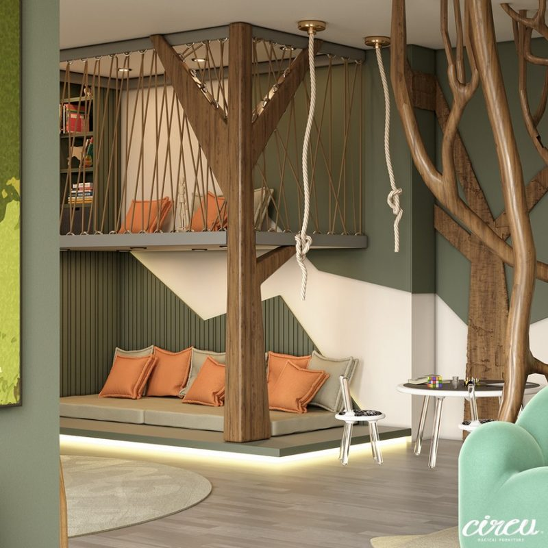 luxury kids furniture brand This Luxury Kids Furniture Brand Debuts A Jungle-Inspired Project! This Luxury Kids Furniture Brand Debuts A Jungle Inspired Project e1618830835455
