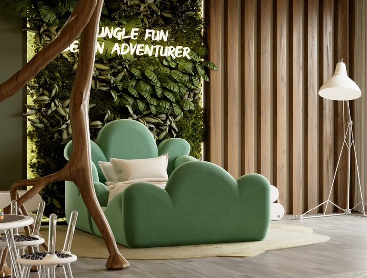 luxury kids furniture brand This Luxury Kids Furniture Brand Debuts A Jungle-Inspired Project! This Luxury Kids Furniture Brand Debuts A Jungle Inspired Project1 740x560