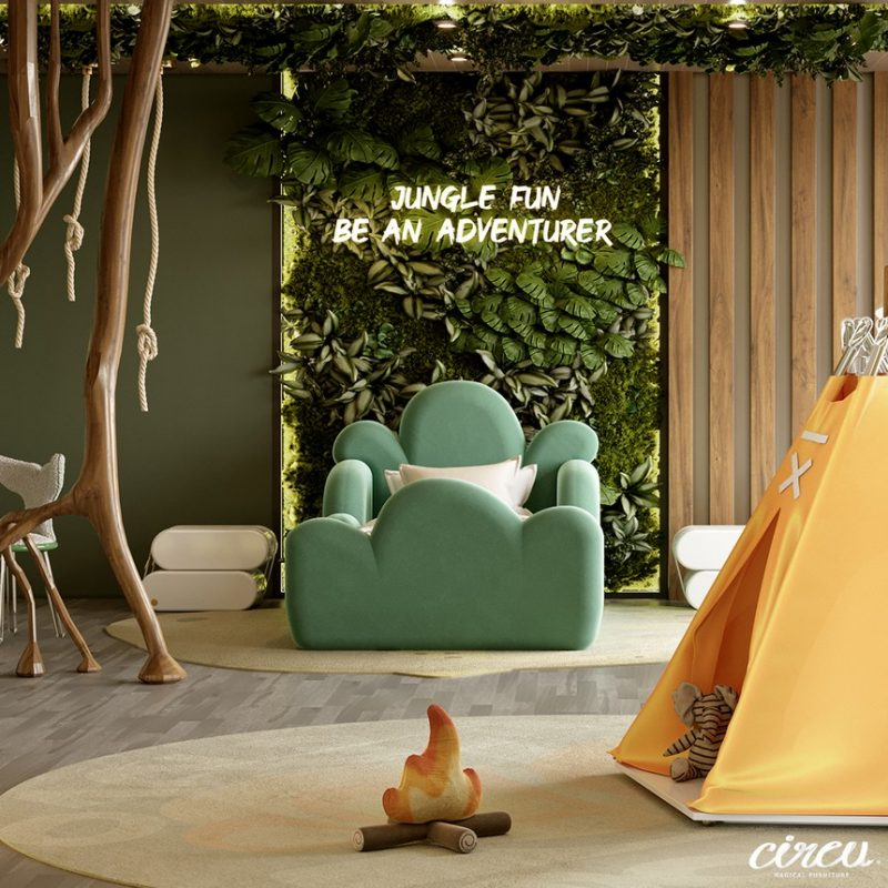 luxury kids furniture brand This Luxury Kids Furniture Brand Debuts A Jungle-Inspired Project! This Luxury Kids Furniture Brand Debuts A Jungle Inspired Project6 e1618831586257