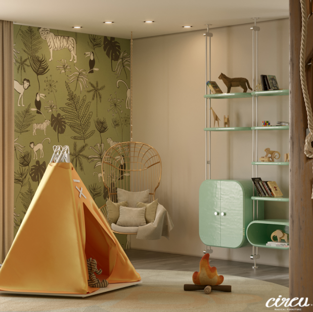 luxury kids furniture brand This Luxury Kids Furniture Brand Debuts A Jungle-Inspired Project! This Luxury Kids Furniture Brand Debuts A Jungle Inspired Project9