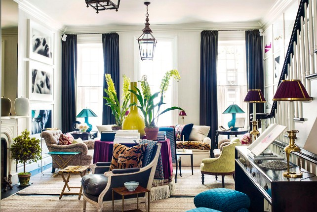 bilhuber and associates Bilhuber and Associates: Look At One Of The Best Interior Designers! Bilhuber and Associates Look At One Of The Best Interior Designers