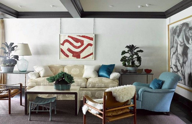 bilhuber and associates Bilhuber and Associates: Look At One Of The Best Interior Designers! Bilhuber and Associates Look At One Of The Best Interior Designers1