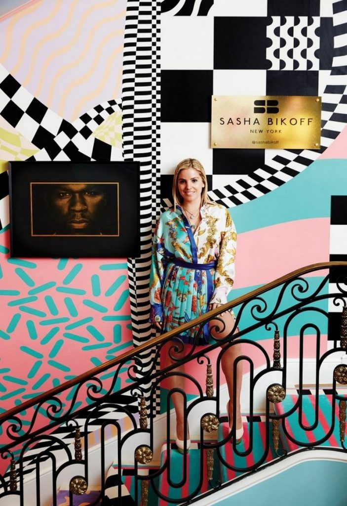 sasha bikoff Sasha Bikoff: Legendary Design & Maximalism Sasha Bikoff Legendary Design Maximalism