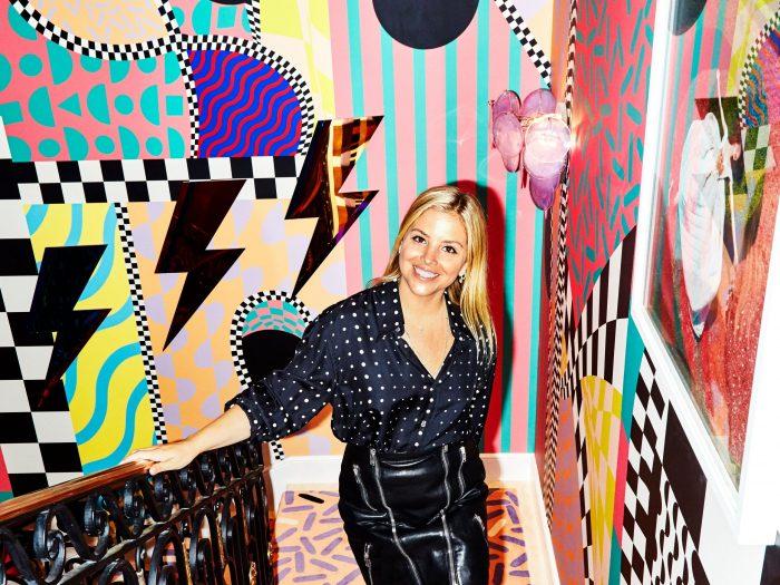 sasha bikoff Sasha Bikoff: Legendary Design & Maximalism Sasha Bikoff Legendary Design Maximalism1