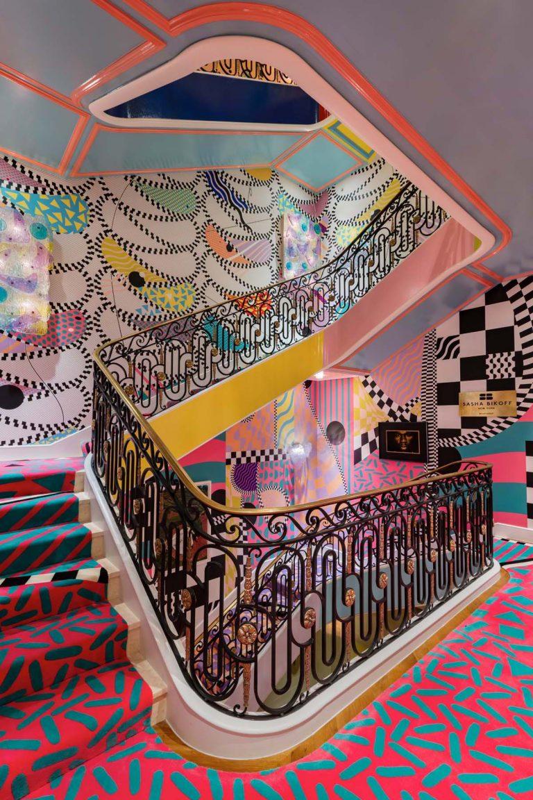 sasha bikoff Sasha Bikoff: Legendary Design & Maximalism Sasha Bikoff Legendary Design Maximalism16
