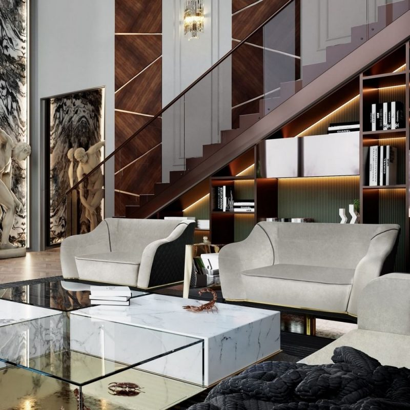 living room Be Amazed By The Most Stunning Living Room Settings! – Part II Be Amazed By The Most Stunning Living Room Settings Part II3 e1623680823191
