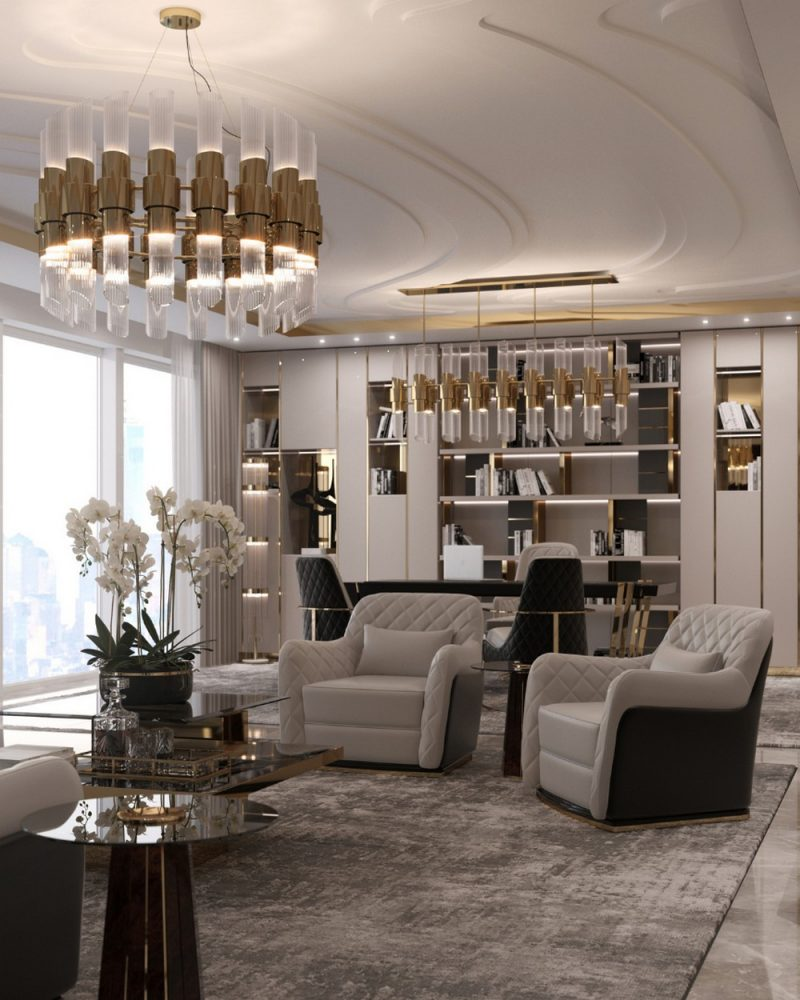 living room Be Amazed By The Most Stunning Living Room Settings! – Part II Be Amazed By The Most Stunning Living Room Settings Part II6 e1623680950321