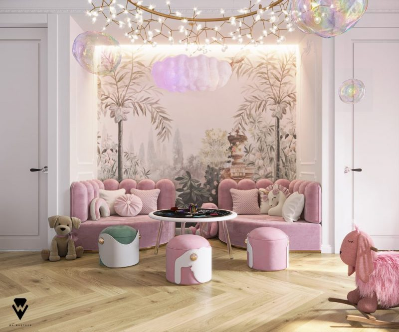 luxury girls room project Be Amazed By This Luxury Girls Room Project By We Wnętrzu Be Amazed By This Luxury Girls Room Project By We Wne  trzu5 e1623763423790
