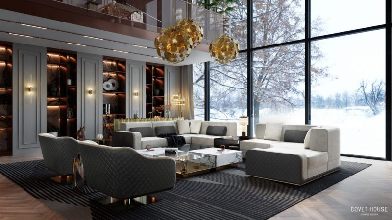 living room Be Inspired By The Most Stunning Living Room Settings! Be Inspired By The Most Stunning Living Room Settings 16 e1622556672277