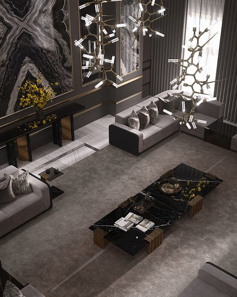living room Be Inspired By The Most Stunning Living Room Settings! Be Inspired By The Most Stunning Living Room Settings 8 e1622556555741