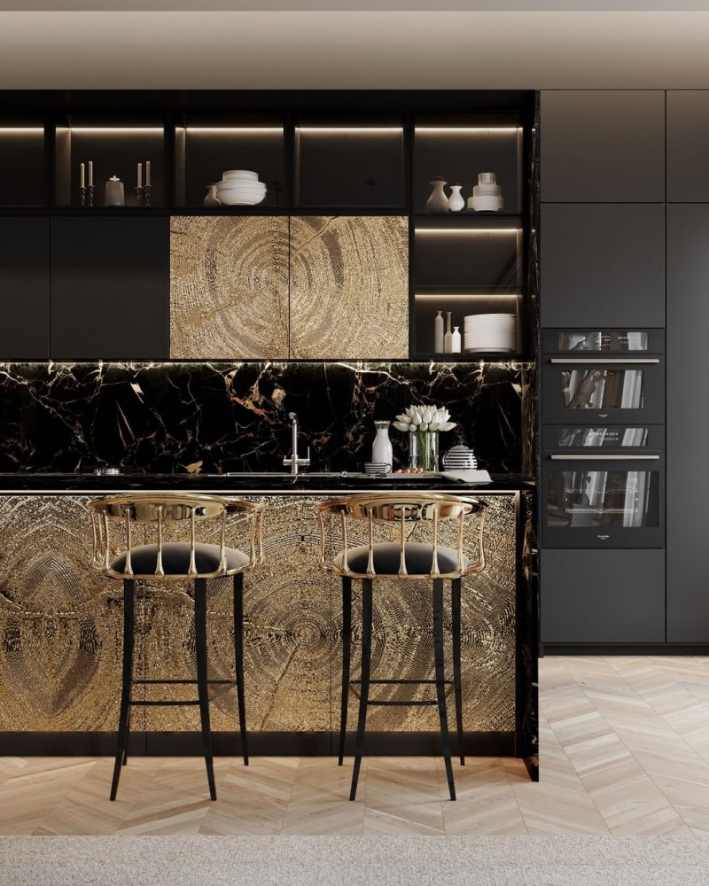 kitchens Check Out The Amazing Settings For These Luxury Kitchens! Check Out The Amazing Settings For These Luxury Kitchens2 e1623158132822
