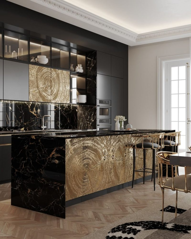 kitchens Check Out The Amazing Settings For These Luxury Kitchens! Check Out The Amazing Settings For These Luxury Kitchens4 e1623158203911