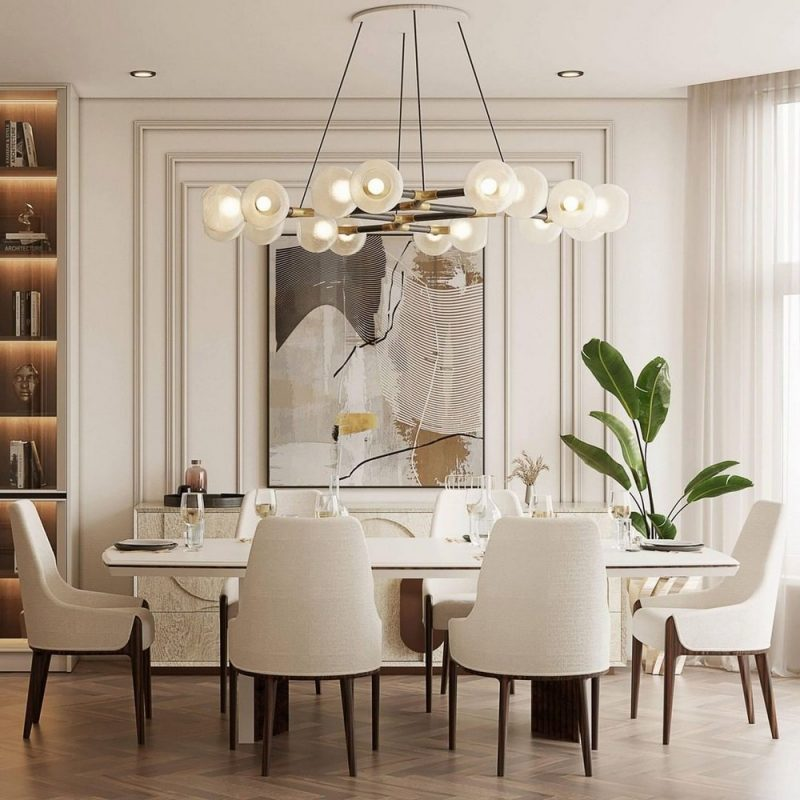 dining room Get The Dining Room Of Your Dream With These Settings! Get The Dining Room Of Your Dream With These Settings5 e1623421229539