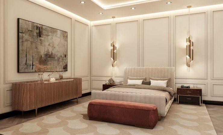 luxury interior design Luxury Interior Design In A Modern NYC Apartment! Luxury Interior Design In A Modern NYC Apartment12 740x450