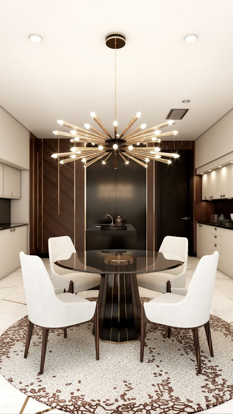 Luxury Interior Design In A Modern NYC Apartment! Luxury Interior Design In A Modern NYC Apartment8