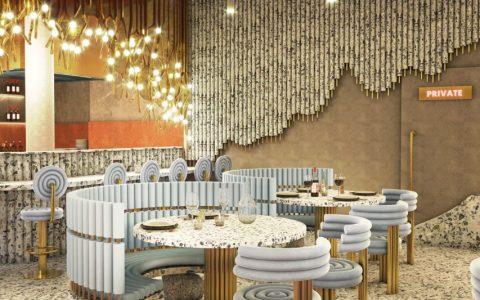 masquespacio Masquespacio's New Restaurant It's a Sight To Be Seen! Masquespacios New Restaurant Its a Sight To Be Seen6 480x300