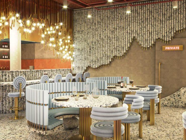 masquespacio Masquespacio's New Restaurant It's a Sight To Be Seen! Masquespacios New Restaurant Its a Sight To Be Seen6 740x560