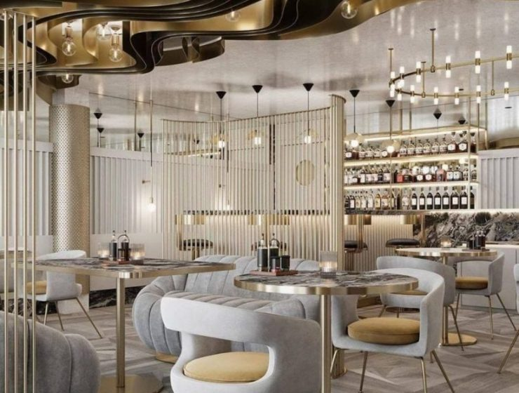 restaurants These Restaurants Are Every Interior Design Lovers' Dream! These Restaurants Are Every Interior Design Lovers Dream2 740x560