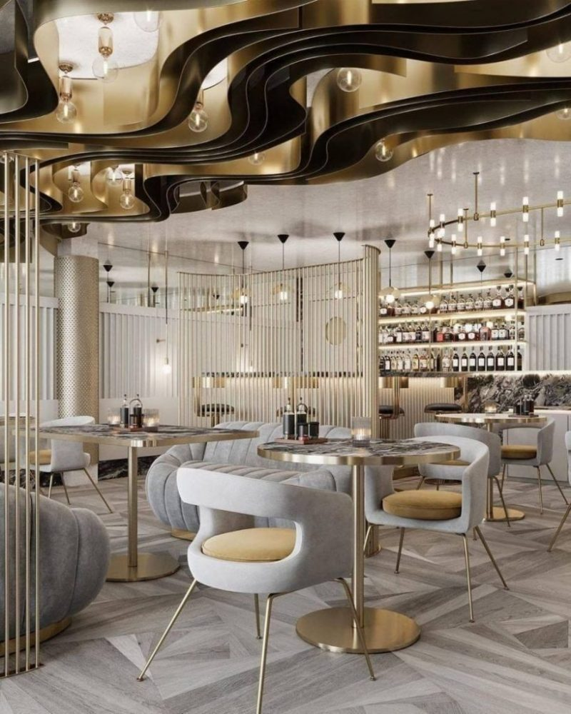 restaurants These Restaurants Are Every Interior Design Lovers' Dream! These Restaurants Are Every Interior Design Lovers Dream2 e1623940310287
