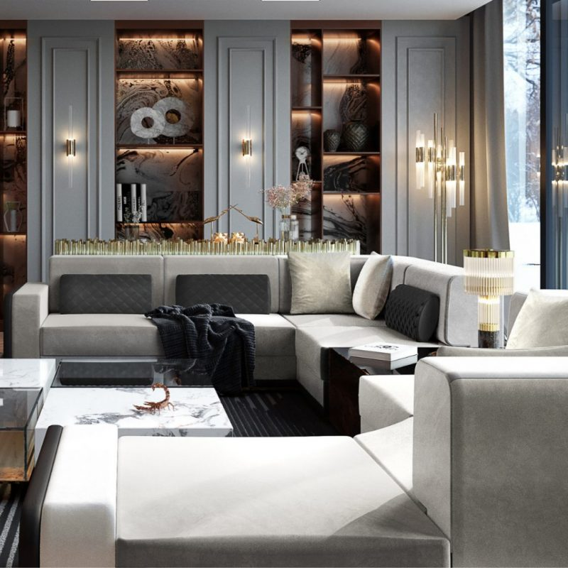 living room You'll Love These Amazing Living Room Settings! – Part III Youll Love These Amazing Living Room Settings Part III3 e1623854415205