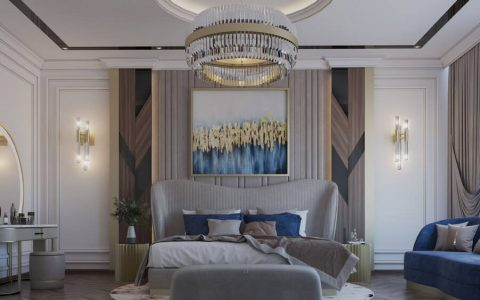 A Modern Classic Master Bedroom with a Contemporary Touch master bedroom A Modern Classic Master Bedroom with a Contemporary Touch A Modern Classic Master Bedroom with a Contemporary Touch 1 480x300