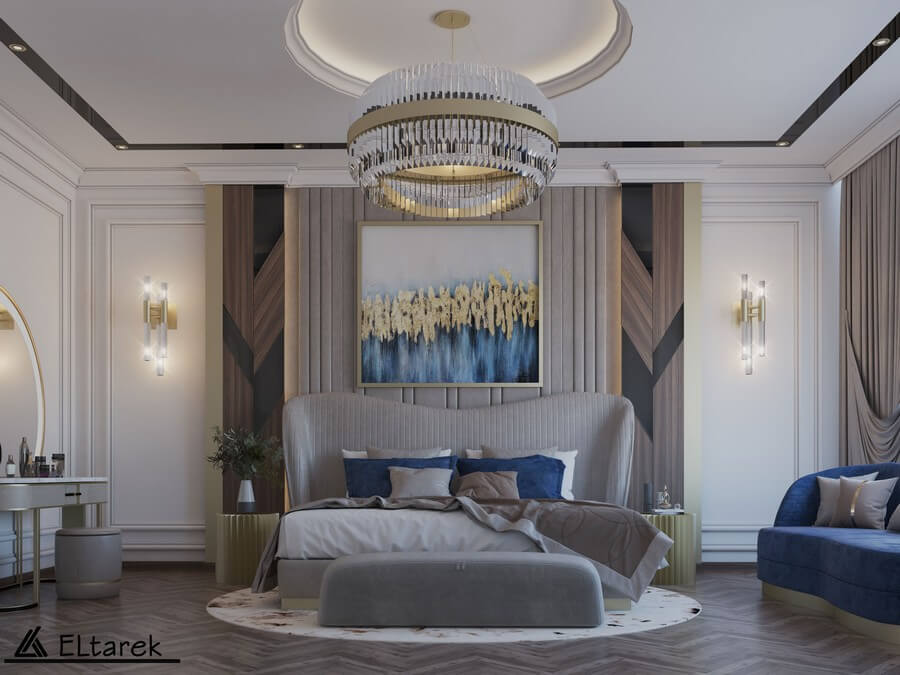 A Modern Classic Master Bedroom with a Contemporary Touch master bedroom A Modern Classic Master Bedroom with a Contemporary Touch A Modern Classic Master Bedroom with a Contemporary Touch 1