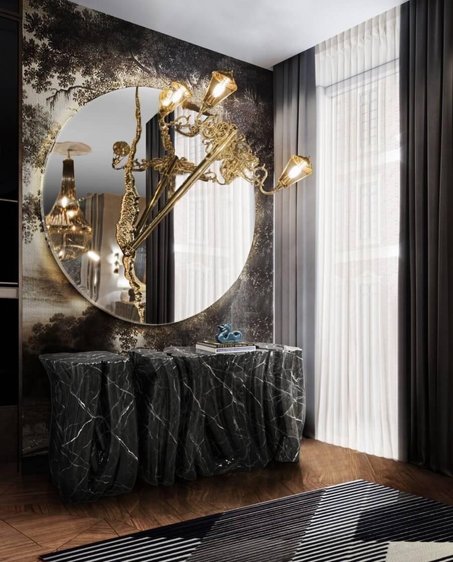 12 Trend Interior Design Ideas To A Luxurious Hall