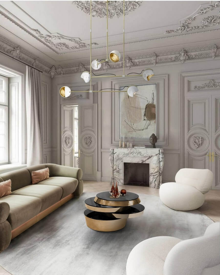 Bring Your Living Room To Life With These Wonderful Ideas