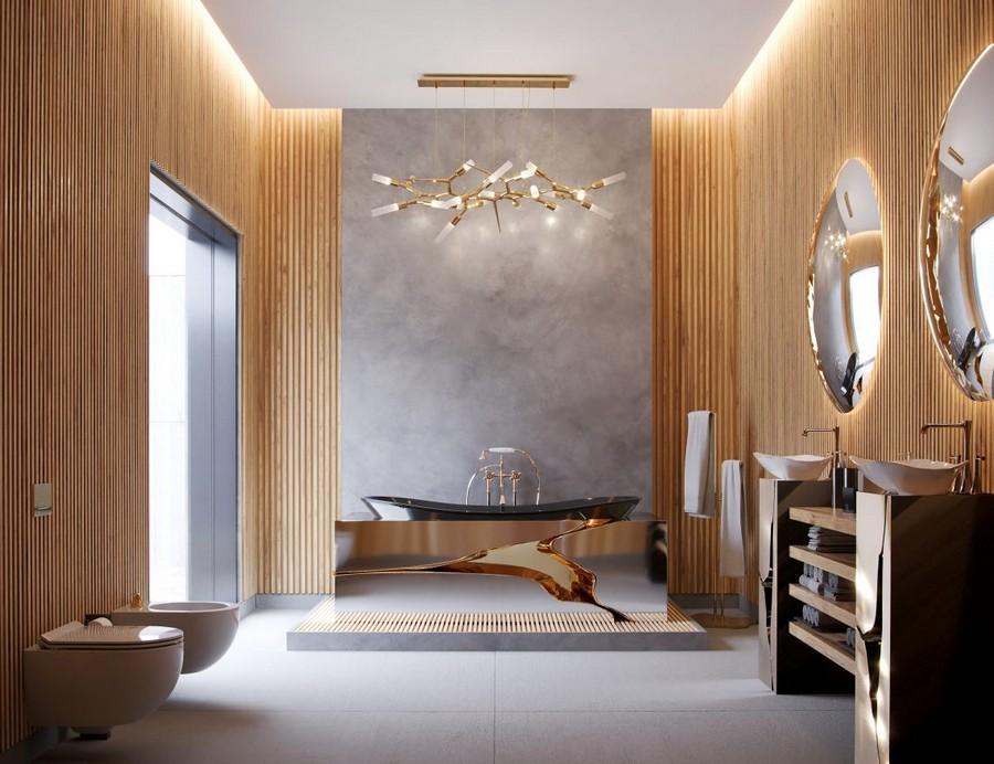 Contemporary Master Bathroom contemporary master bathroom Contemporary Master Bathroom By Natan Argente Contemporary Master Bathroom 1