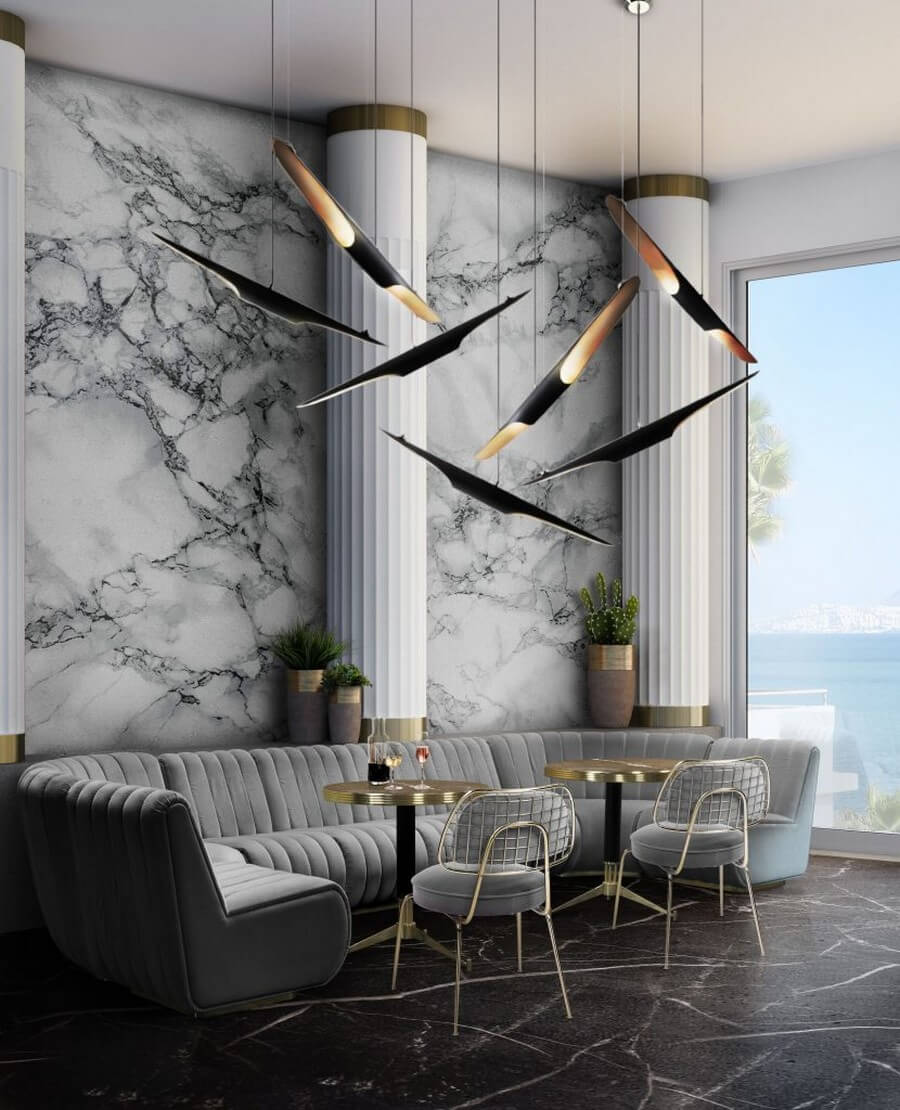 Interior Design Inspirations: Dining Room and Kitchen Trends