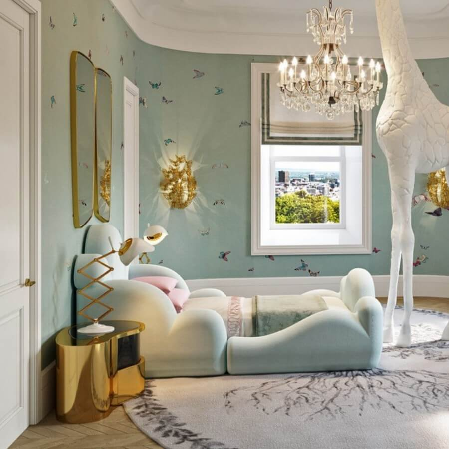 Luxury kids room project
