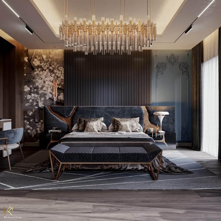 MODERN CLASSIC VILLA  Covet House x K.A Interior Design: A Opulent Modern Classic Villa In Riyadh MODERN CLASSIC VILLA 18