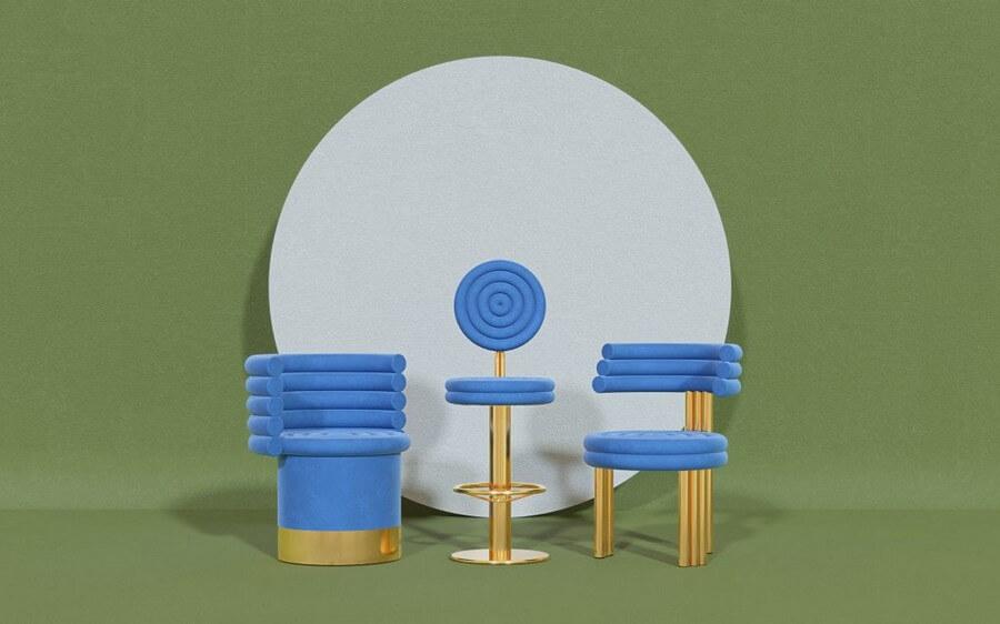 Masquespacio masquespacio Design Insider: Inside The Colorful Design World of Masquespacio Masquespacio 7