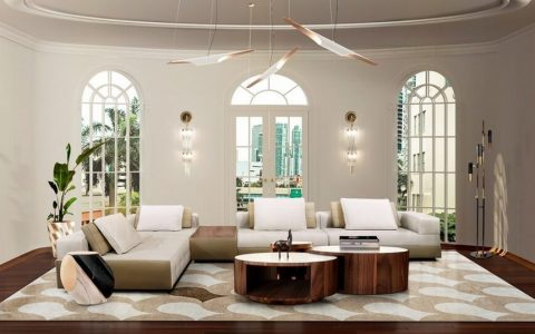 Modern Design modern design CAPUCHIN: THE MODERN DESIGN ESSENCE WITH CAFFE LATTE HOME'S NEW SOFA Modern Design 7 480x300