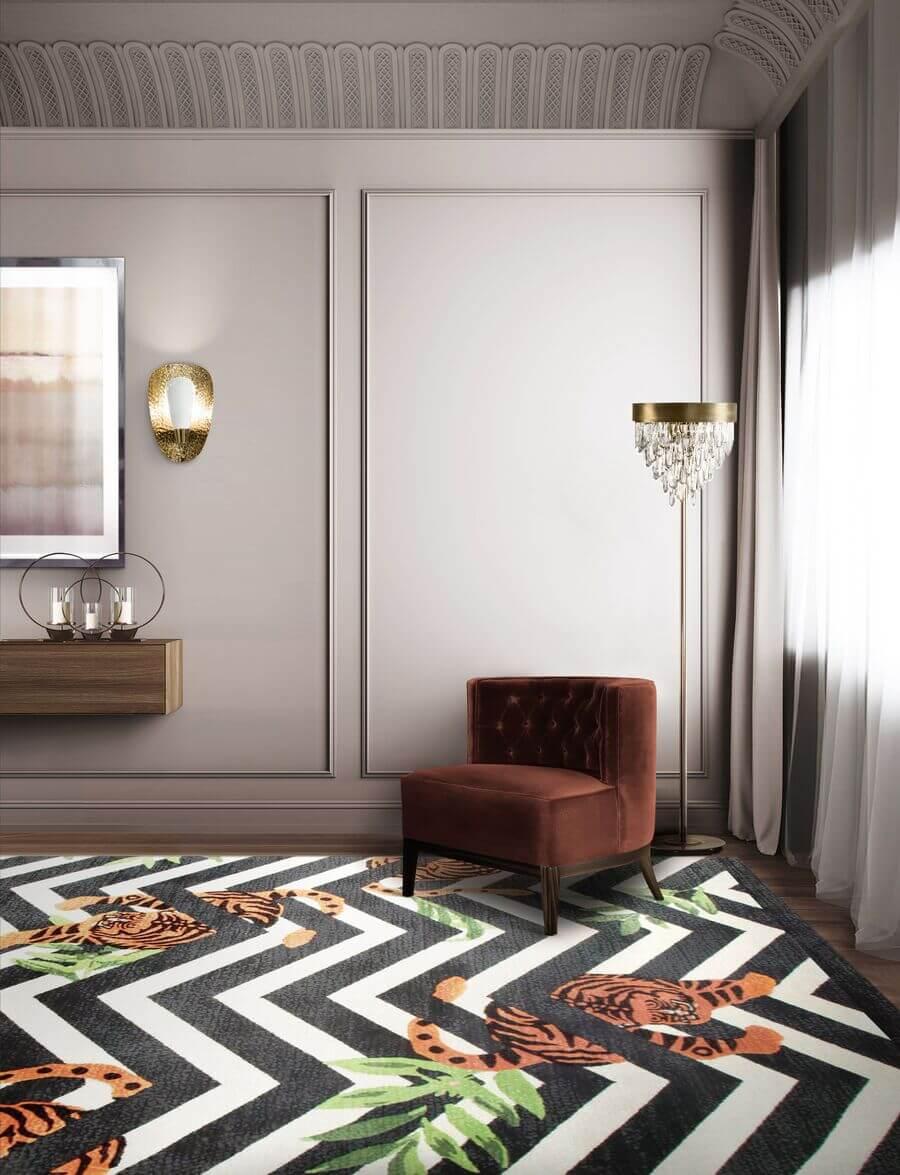 7 Trend Interior Design Ideas For Your Reading Corner
