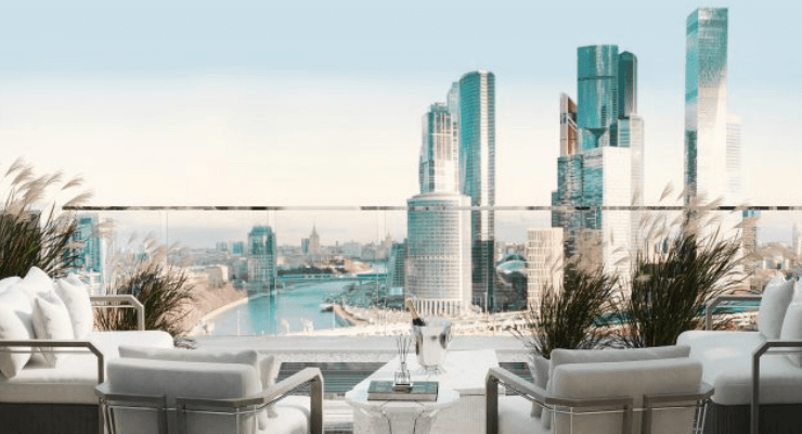 Admire Luxxu´s Newest Deluxe Apartment in the Heart of Moscow