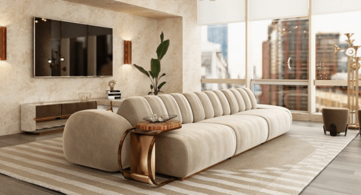 LESS IS MORE: 10 MODERN FURNITURE IDEAS FOR A SERENE HOME DESIGN