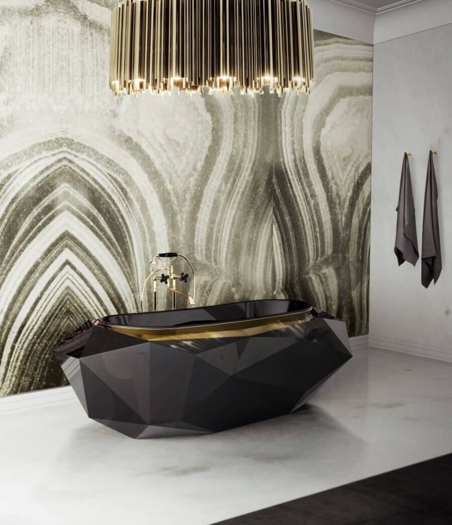 Best Ideas For Luxury Bathrooms