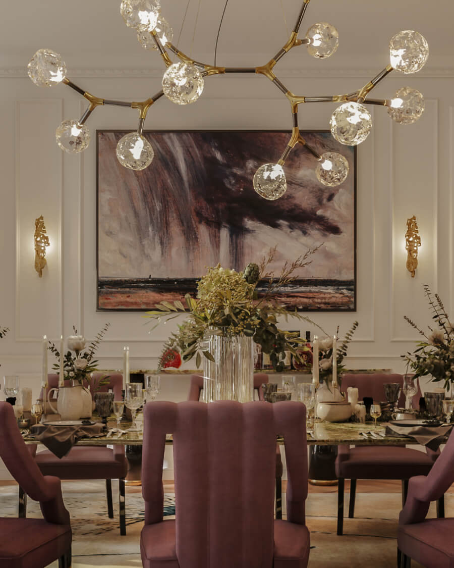 Trend Interior Design Ideas For Your Dining Room And Kitchen