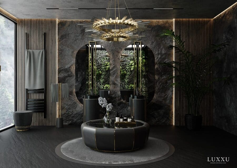 Erase Every Distraction In This Mont Blanc Luxurious Retreat By Luxxu