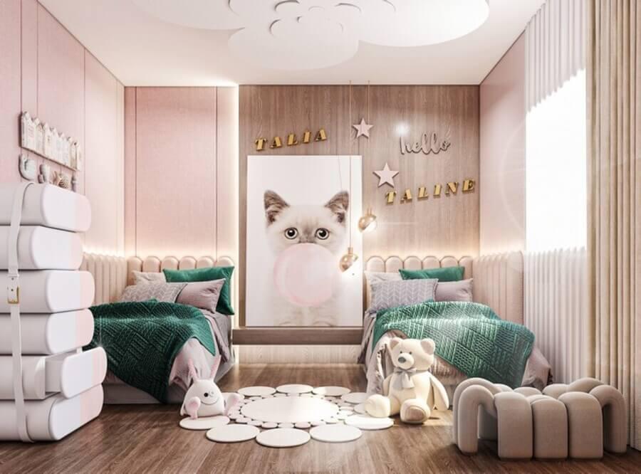 Salah Elmasri Design: Hollywood Glamour Bedroom