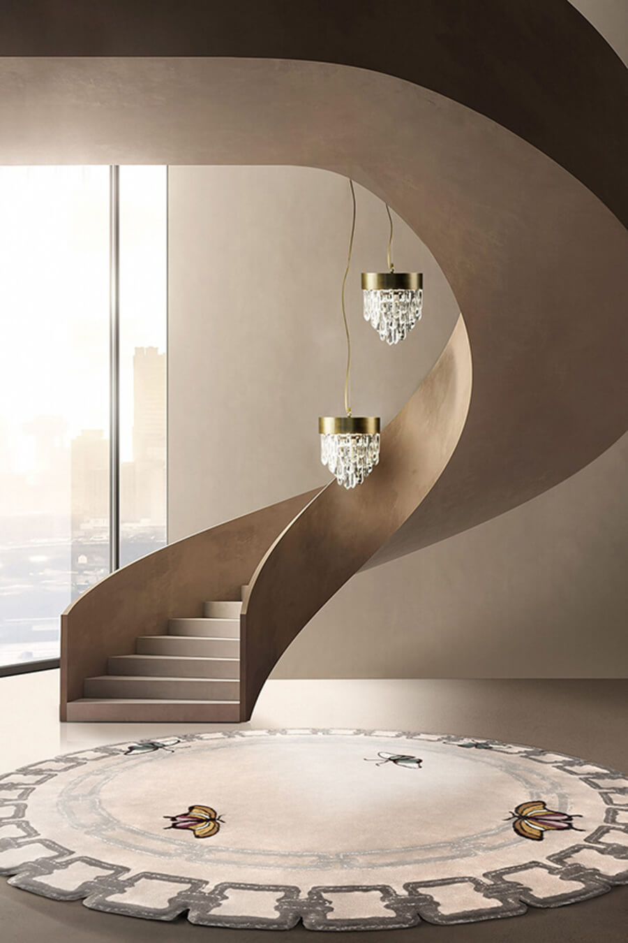 Interior Design Inspiration - Entryway & Hallway