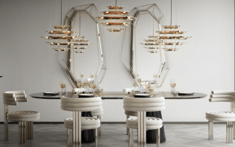 Interior Design Inspirations - Kitchen & Dining Room