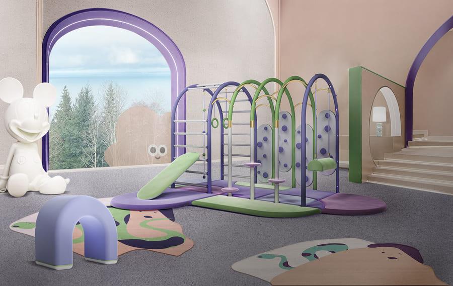 Fun Kids' Playroom