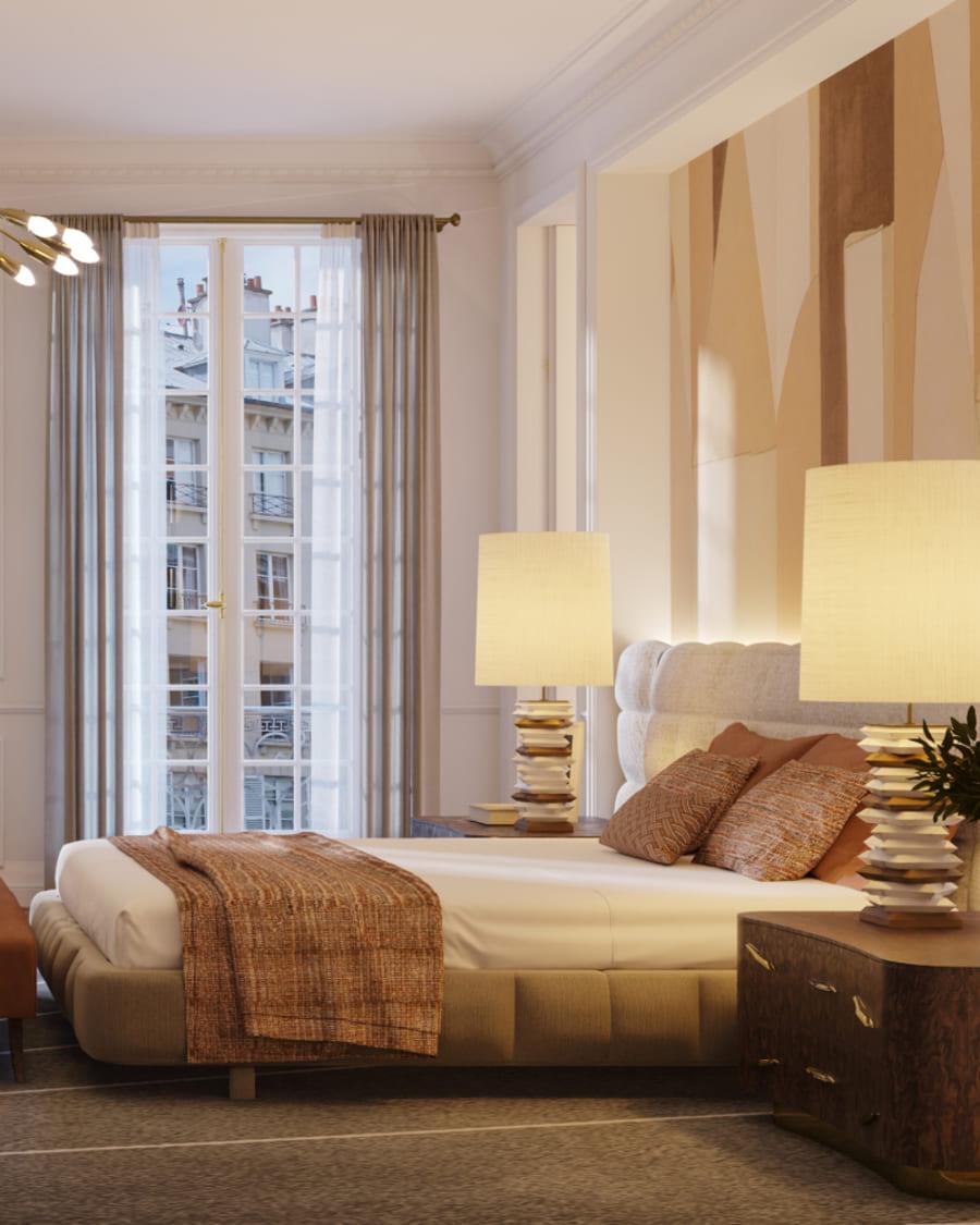Contemporary Bedroom Inspiration