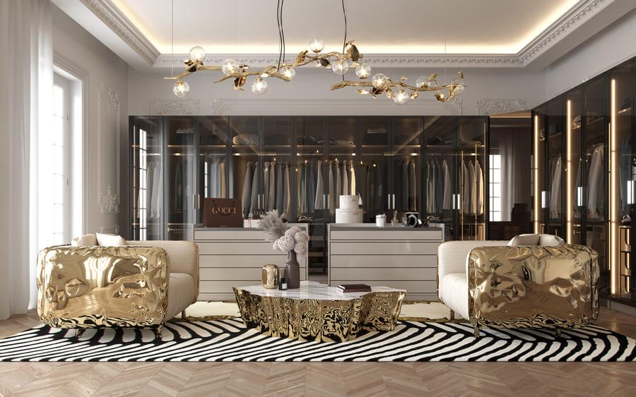 Luxurius and Modern Closet