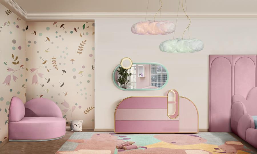 Adorable Girls' Room